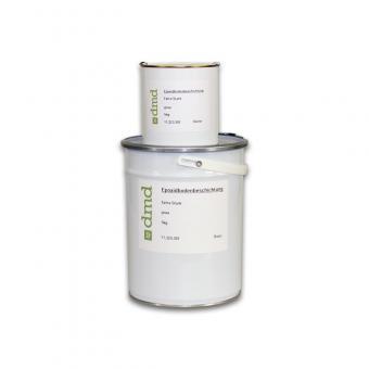 dmd Antirutsch-Epoxidbodenbeschichtung Extra Stark Körnung Grob grau 5kg