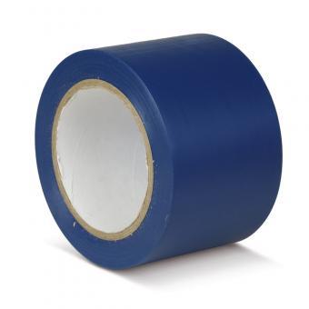 Bodenmarkierungsklebeband Standard blau 75mm x 33m