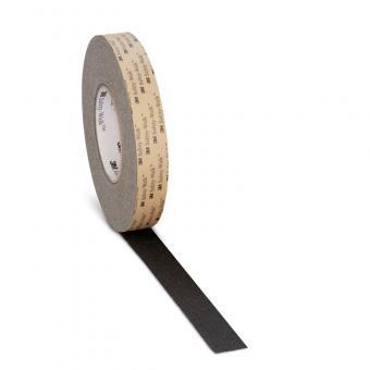 3M Safety-Walk Antirutschbelag Nasszonenbelag schwarz Rolle 25mm x 18,3m