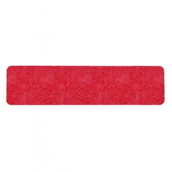 m2-Antirutschbelag Universal rot Einzelstreifen 150x610mm, 10er VE