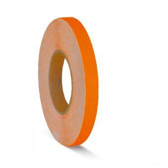 m2-Antirutschbelag Signalfarbe orange Rolle 19mm x 18,3m