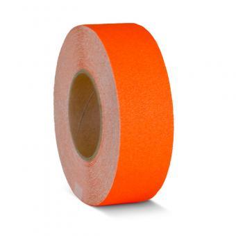 m2-Antirutschbelag Signalfarbe orange Rolle 50mm x 18,3m