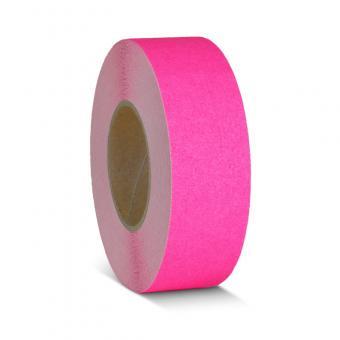 m2-Antirutschbelag Signalfarbe pink Rolle 50mm x 18,3m