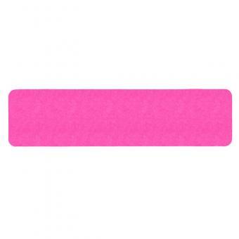 m2-Antirutschbelag Signalfarbe pink Einzelstreifen 150x610mm, 10er VE