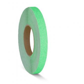 m2-Antirutschbelag Signalfarbe grün Rolle 19mm x 18,3m