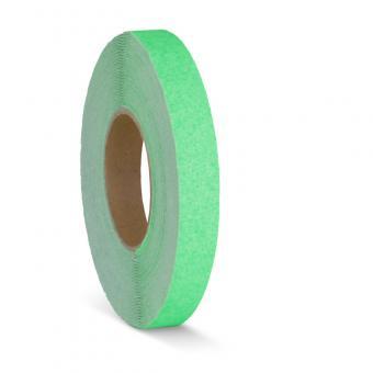 m2-Antirutschbelag Signalfarbe grün Rolle 25mm x 18,3m