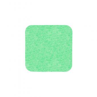 m2-Antirutschbelag Signalfarbe grün Einzelstreifen 140x140mm, 10er VE