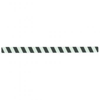m2-Antirutschbelag Nachleuchtend SG Einzelstreifen 50x800mm, 10er VE