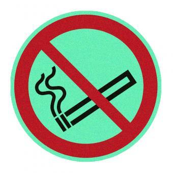 Rauchen verboten nachleuchtend