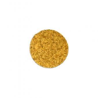 m2-Antirutschbelag Hinweismarkierung Public 46 gelb Kreis 70mm, 50er VE
