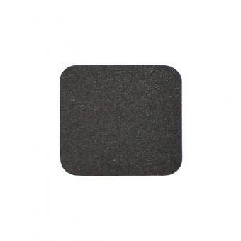 m2-Antirutschbelag Verformbar schwarz Einzelstreifen 140x140mm, 10er VE