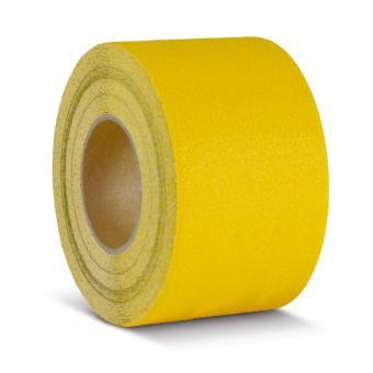 m2-Antirutschbelag Verformbar gelb Rolle 100mm x 18,3m