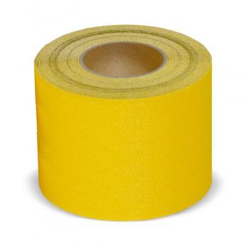 m2-Antirutschbelag Verformbar gelb Rolle 150mm x 18,3m