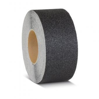 m2-Antirutschbelag Extra Stark schwarz Rolle 75mm x 18,3m