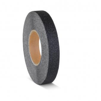 m2-Antirutschbelag Extra Stark Verformbar schwarz Rolle 25mm x 18,3m