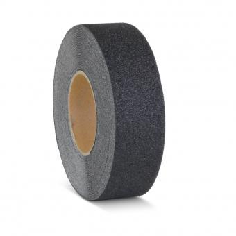 m2-Antirutschbelag Extra Stark Verformbar schwarz Rolle 50mm x 18,3m