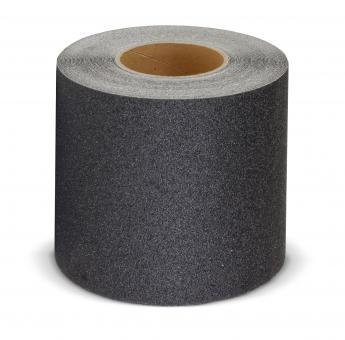 m2-Antirutschbelag Extra Stark Verformbar schwarz Rolle 150mm x 18,3m