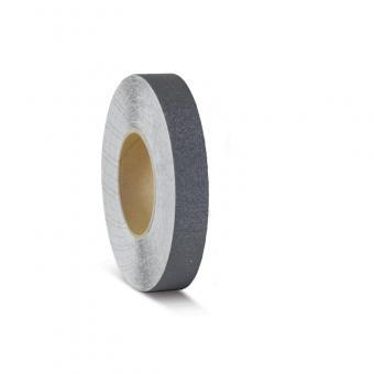 m2-Antirutschbelag Easy Clean grau Rolle 25mm x 18,3m