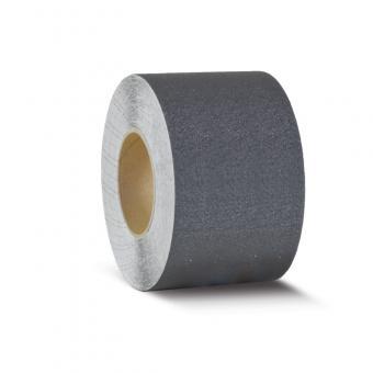 m2-Antirutschbelag Easy Clean grau Rolle 150mm x 18,3m