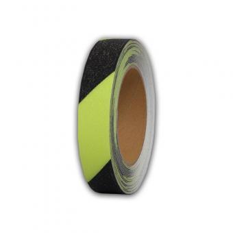 m2-Antirutschbelag Tagesfluoreszierend R10 Easy Clean Rolle 25mm x 6m
