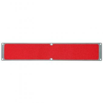 Antirutschplatte Aluminium Universal rot 114x1000mm