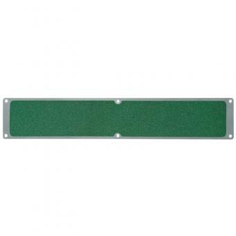 Antirutschplatte Aluminium Universal grün 114x1000mm