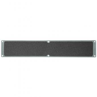 Antirutschplatte Aluminium Easy Clean schwarz 114x635mm