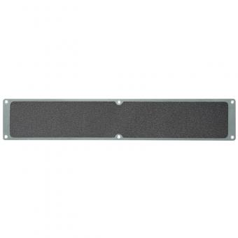 Antirutschplatte Aluminium Easy Clean grau 114x635mm