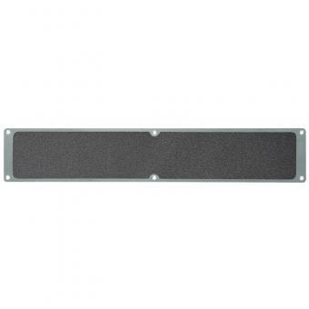 Antirutschplatte Aluminium Easy Clean grau 114x1000mm