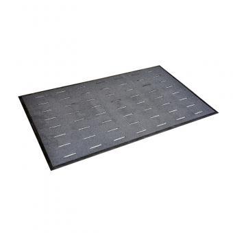 m2-Antirutschmatte schwarz 910x1510mm