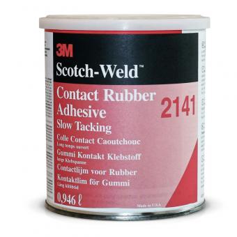 3M Scotch-Weld 2141 Grundierung für Holz, Beton, Gummi, 0,9 Liter Dose