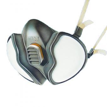 3M Atemschutzmaske 4255 gegen organische Gase/Dämpfe und Partikel