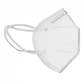 Atemschutzmaske FFP2, Vlies, ohne Ventil, 50er VE