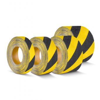 m2-Antirutschbelag Verformbar schwarz/gelb