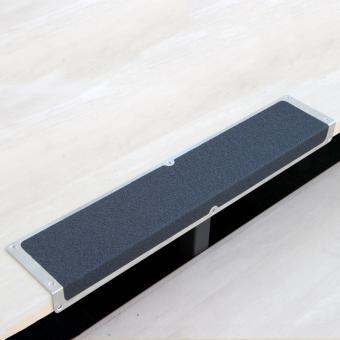 Antirutschkantenprofil Aluminium Easy Clean
